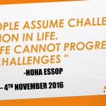 Reinvent challenges by Noha Essop