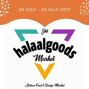 HalaalGoodsMarket in Sandton?
