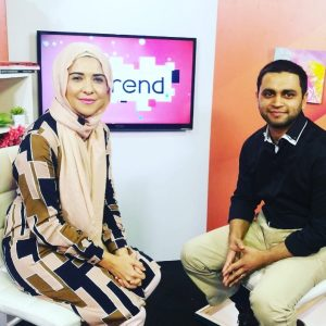 AccidentalMuslims.com Interview with Zaheerah Bham-Ismail on ITV (iTrend)